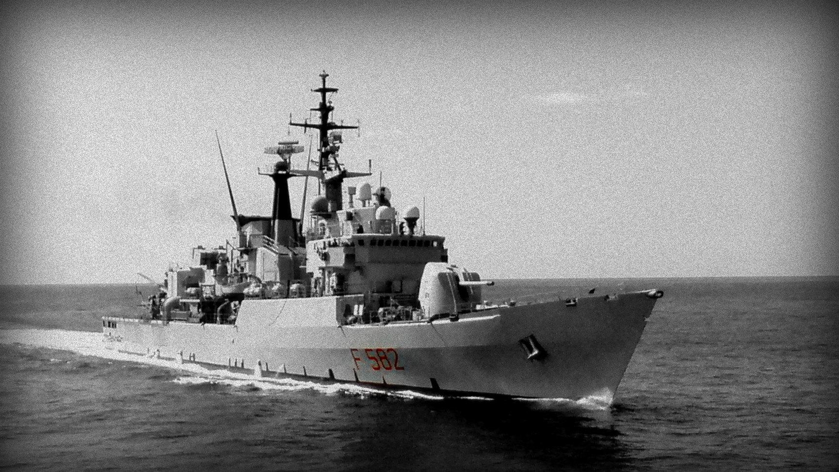 Nave Artigliere F582