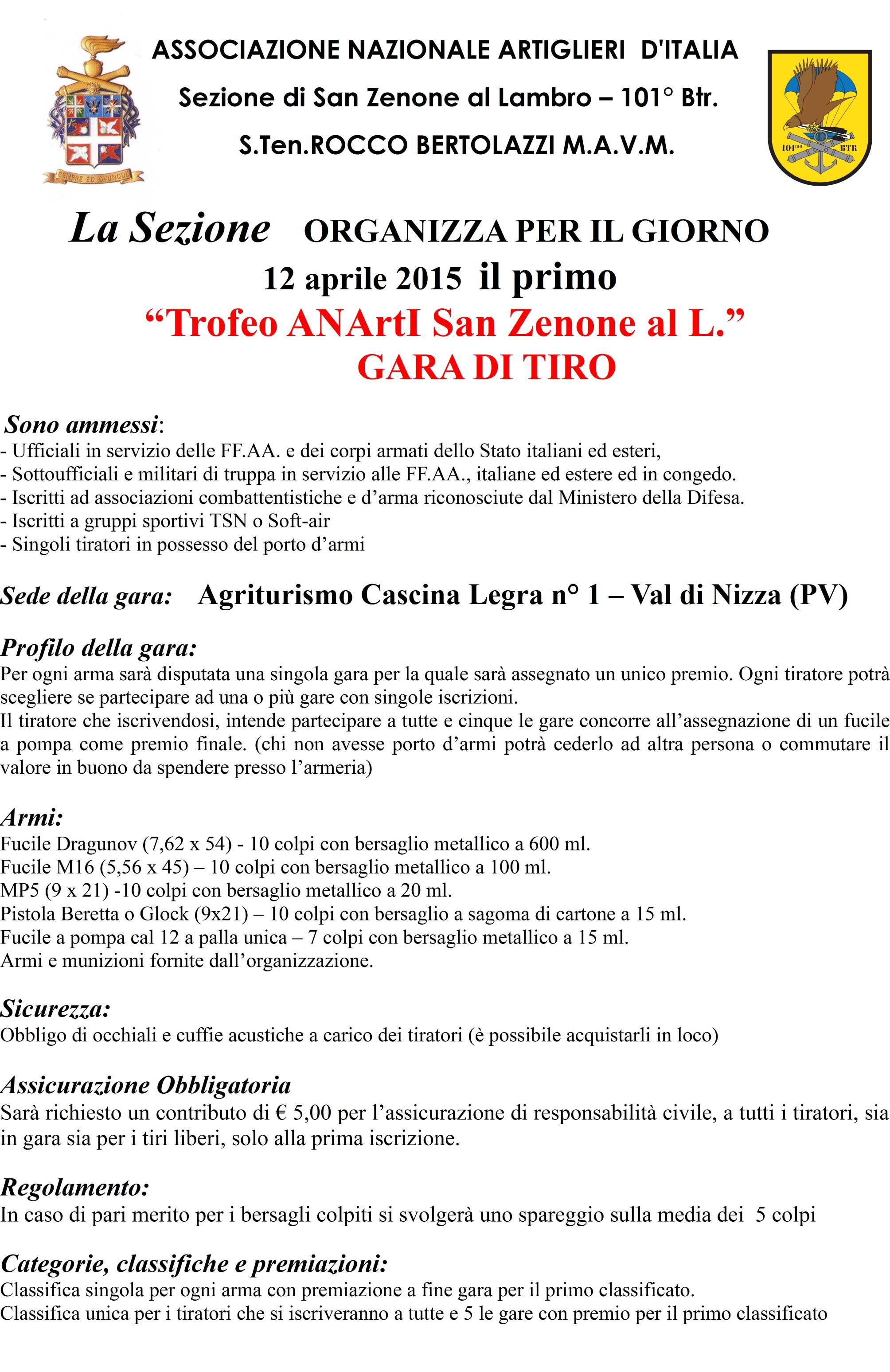 20150122_Volantino Gara 12 aprile